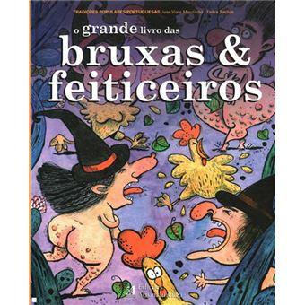 O Grande Livro das Bruxas & Feiticeiros