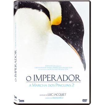 O Imperador: A Marcha dos Pinguins 2 - DVD