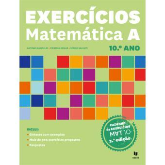 Exercícios Matemática A 10º Ano