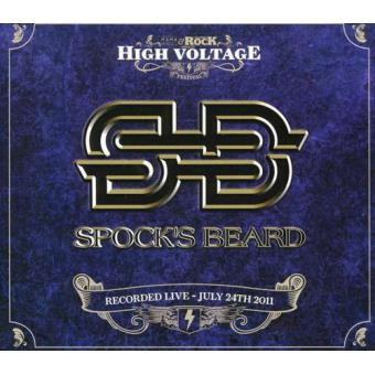Spock's Beard: Live At High Voltage 24.07.2011 (2CD)