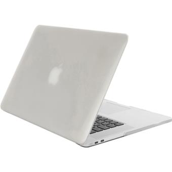 Capa Hard Shell Tucano Nido para  MacBook Pro 13'' - Transparente