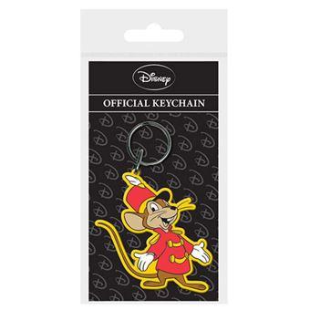 Porta-Chaves de Borracha Dumbo: Timothy Q Mouse