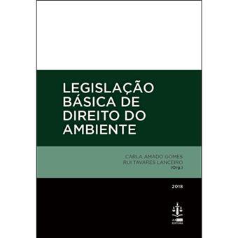 Legislação Básica de Direito do Ambiente