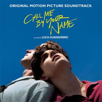 BSO Call Me By Your Name - CD