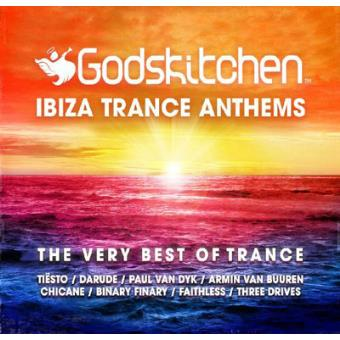 Godskitchen Ibiza Trance Anthems (3CD)