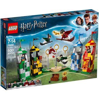 LEGO Harry Potter 75956 Jogo de Quidditch