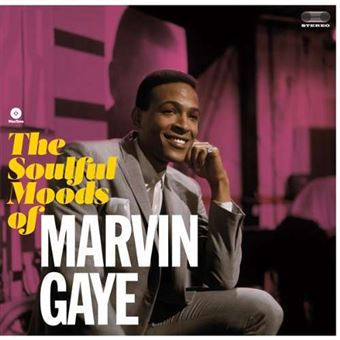 The Soulful Moods of Marvin Gaye - CD
