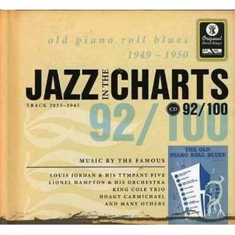 Jazz in the Charts 92 - Old Piano Roll Blues 1949-1950