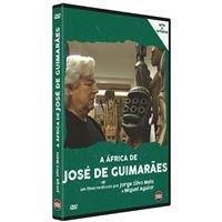 A África de José de Guimarães - DVD