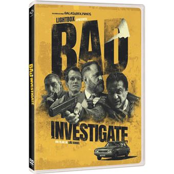 Bad Investigate - DVD