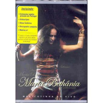 BETHANIA AO VIVO CD BAIXAR MARIA MARICOTINHA