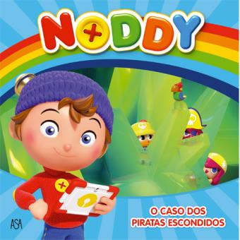 Noddy - Livro 3: O Caso dos Piratas Escondidos