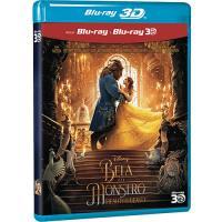 A Bela e o Monstro (Blu-ray 3D + 2D)