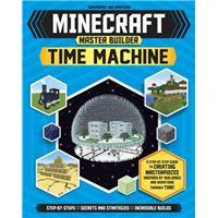 Minecraft master builder: time mach