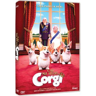 Cai na Real, Corgi - DVD