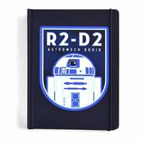 Caderno Star Wars - R2D2 Icon A5