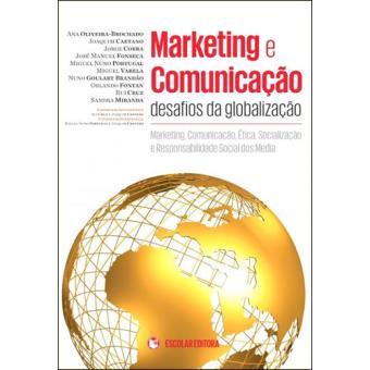 Desafios da Globalização - Livro 1- Marketing e Comunicação