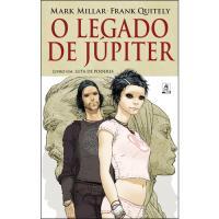 O Legado de Júpiter - Livro 1: Luta de Poderes