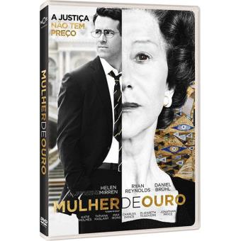 Mulher de Ouro - DVD