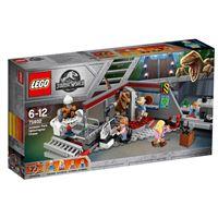 LEGO Jurassic Park 75932 Perseguição do Velociraptor