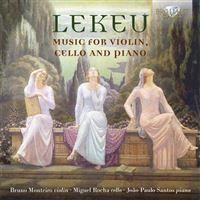 Lekeu: Music for Violin, Cello and Piano - CD