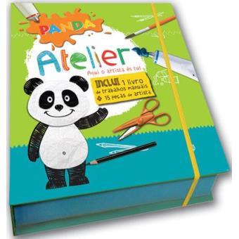 Panda Atelier - Aqui o Artista és Tu!