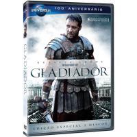 O Gladiador - Edição de Coleccionador