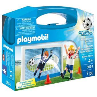 Playmobil Sports Action 5654 Maleta Futebol