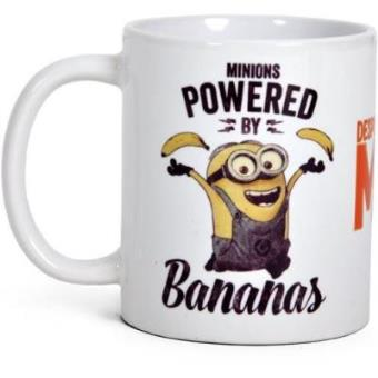 Despicable Me 2  – Caneca Minions Powered by Bananas