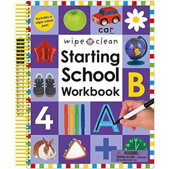 Starting School Workbook