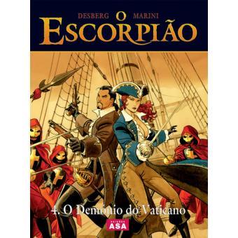 O Escorpião Vol 4