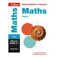Edexcel gcse 9-1 maths higher workb
