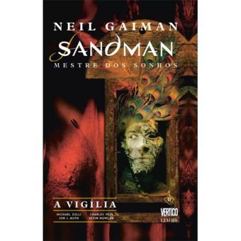 Sandman: Mestre dos Sonhos - Livro 11: A Vigília