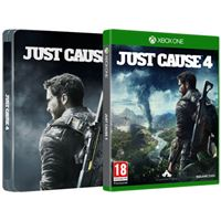 Just Cause 4: Steelbook Edition - Xbox-One