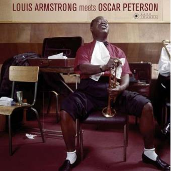 Louis Armstrong Meets Oscar Peterson (180g Vinyl Gatefold) (Limited Edition)