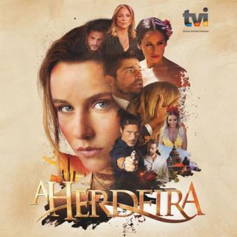 Bso A Herdeira (Novela TVI) - CD
