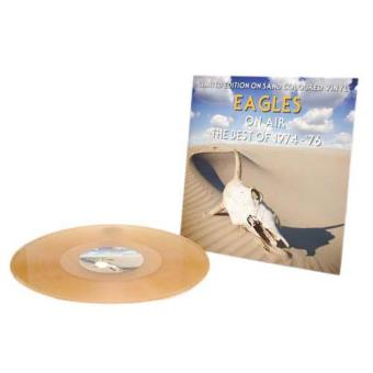 On Air - The Best Of 1974-76 (Limited Edition) (Sand Colored Vinyl)