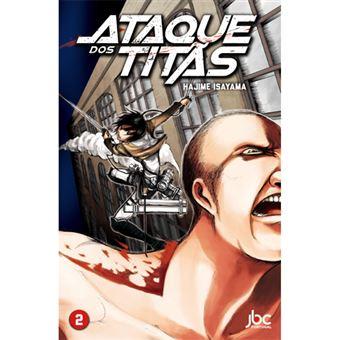Ataque dos Titãs - Livro 2