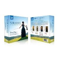 Sarasate   The Complete Music for Violin and Orchestra (4CD)