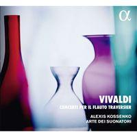 Vivaldi: Concerti per il Flauto Traversier - CD