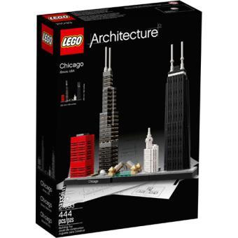 LEGO Architecture 21033 Chicago Skyline