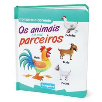 Combina e Aprende - Os Animais e os seus Parceiros