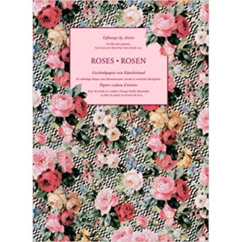 Giftwrap Papers: Roses