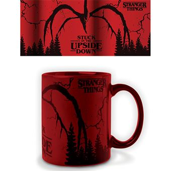 Caneca Stranger Things: Mind Flayer