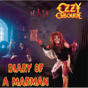 Diary Of A Mad Man - CD