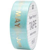 Fita Washi Tape Do Art: Meses do Ano