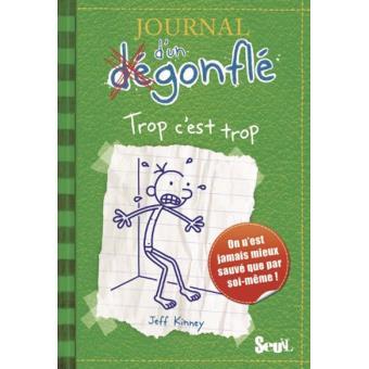 Journal d'un Degonflé Vol 3