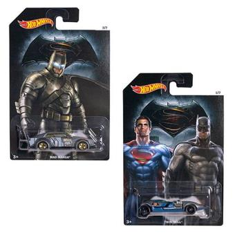 Hot Wheels Veículos Batman/Superman (Sortido)