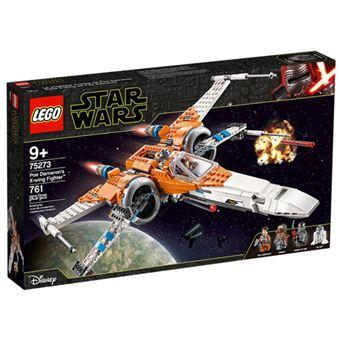 LEGO Star Wars Episode IX 75273 O X-Wing Fighter de Poe Dameron