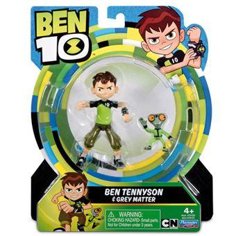 Figura Ben 10 Série 4 - Giochi - Envio Aleatório